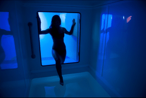 float isolation tank