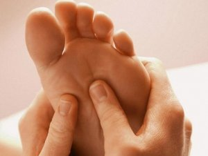 reflexology foot massage dallas